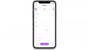 Create Profile